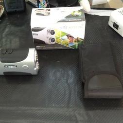 SereneLife Premium Golf Laser Rangefinder with Pinsensor - D