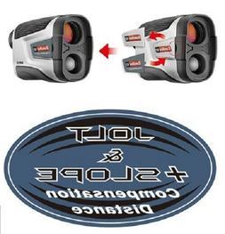 CaddyTek Golf Laser Rangefinder, CaddyView V2 +Slope and Jol