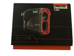 Bushnell Pro X2 Golf Laser Rangefinder with Slope-Switch Tec