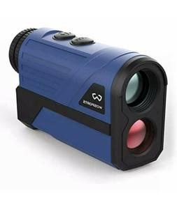 Wosports Golf Rangefinder,650 Yards With Slope Flag-Lock/Vib