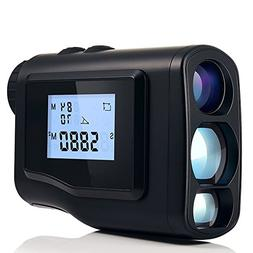 Julitech Golf Rangefinder Laser Range Finder Tool For Huntin