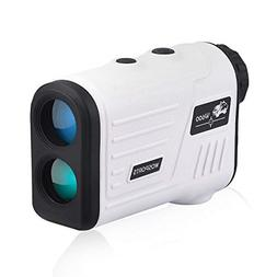 WOSPORTS Golf Rangefinder, Laser Range Finder with 650 Yards