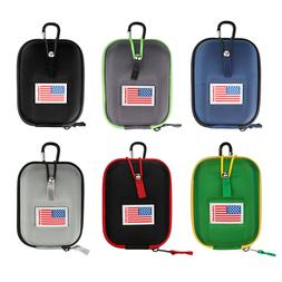 Golf Rangefinder Protector Hard Case US Flag for Bushnell Ni