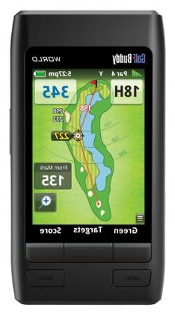 GolfBuddy World GPS Range Finder