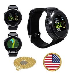 AMBA7 GolfBuddy WTX Plus Golf GPS/Rangefinder Smart Watch Bu
