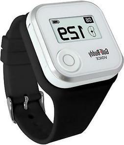 GolfBuddy GPS Rangefinder Wristband  - BLACK