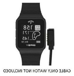 CALLAWAY GPSY WATCH USB CHARGING & DATA CABLE NO WATCH INCLU