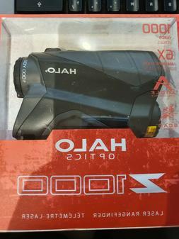 HALO Optics Z1000 Plano Synergy Laser Rangefinder New Model