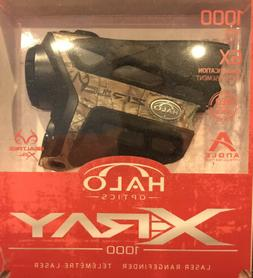 Halo Optics ZIR10 XRAY 1000 Laser Range Finder Real Tree Cam