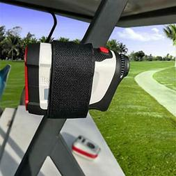 HomeMount Range Finder Magnetic Holder for Golf Cart - Easil