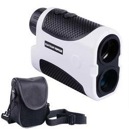 Hunting Golf Rangefinder Laser Finder Telescope 6x25 1000 Ya
