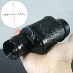 Hunting Monocular Rangefinder Distance Meter For Fishing 8x3