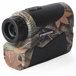 Wosports Hunting Range Finder, Archery Rangefinder for Bow H