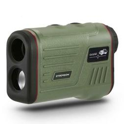 Wosports Hunting Rangefinder, Laser Range Finder for Hunting