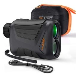 Hunting Rangefinder 900 Yard, Laser Range Finder 7X with Ran