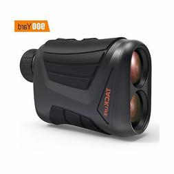 TACKLIFE Hunting Rangefinder, Laser Range Finder 900 Yard Sp