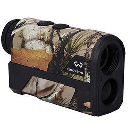 Wosports 1000 Yards Hunting Rangefinder,Archery Rangefinder