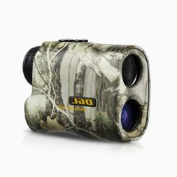 Hunting Rangefinder Laser Range Finder for Hunting with Spee