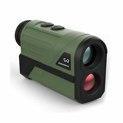 Wosports Hunting Rangefinder, Laser Speed Measure Range Find
