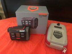 Bushnell Hybrid Laser Rangefinder + GPS New w/Case