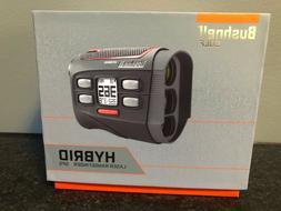 Bushnell Hybrid Laser Rangefinder with GPS - NEW