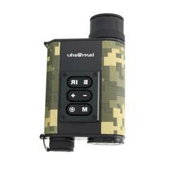 Infrared range finder binoculars night vision monocular for