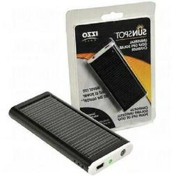 Izzo Sunspot Universal Golf GPS Solar Charger Never Run out