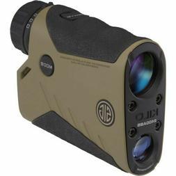 Sig Sauer KILO 2400ABS Rangefinder 7X25mm Applied Ballistics