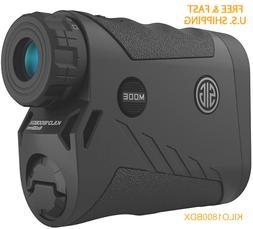 SIG SAUER KILO1800BDX 6x22 Rangefinder Ballistic Data Xchang
