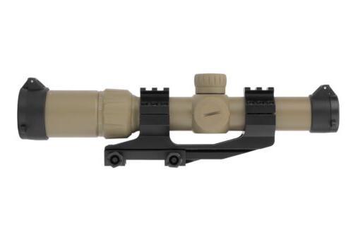 Monstrum Rifle - Finder Reticle -