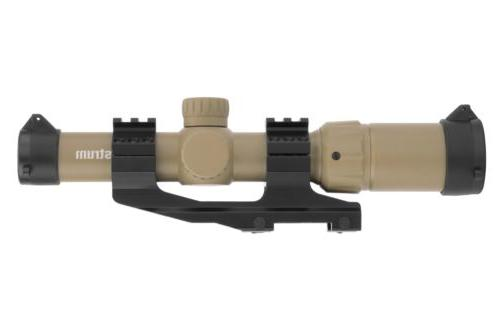 Monstrum Tactical Tactical Rifle Scope - Finder -