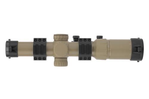 Monstrum Tactical Rifle - Finder Reticle -