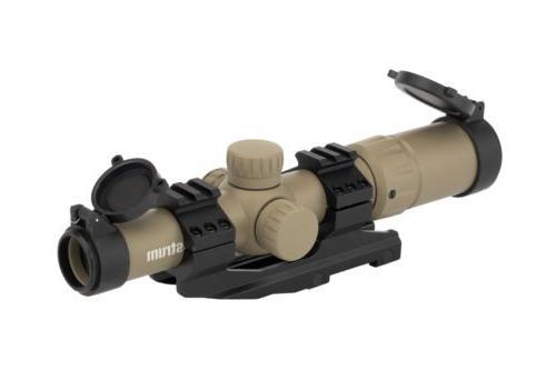 1 5 4x24 tactical rifle scope range