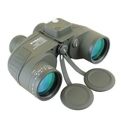 10x50 binoculars boating hunting navigation with rangefinder