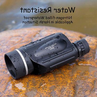 13x50 HD Rangefinder Scope Measurable Waterproof