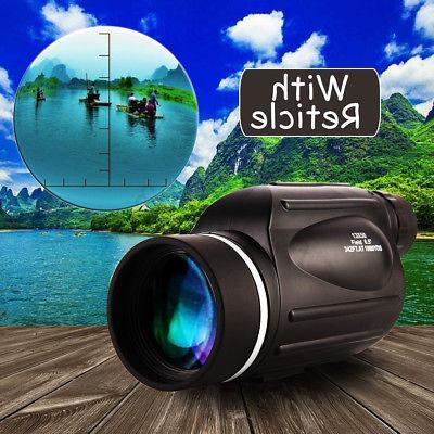 13x50 hd rangefinder spotting scope monocular