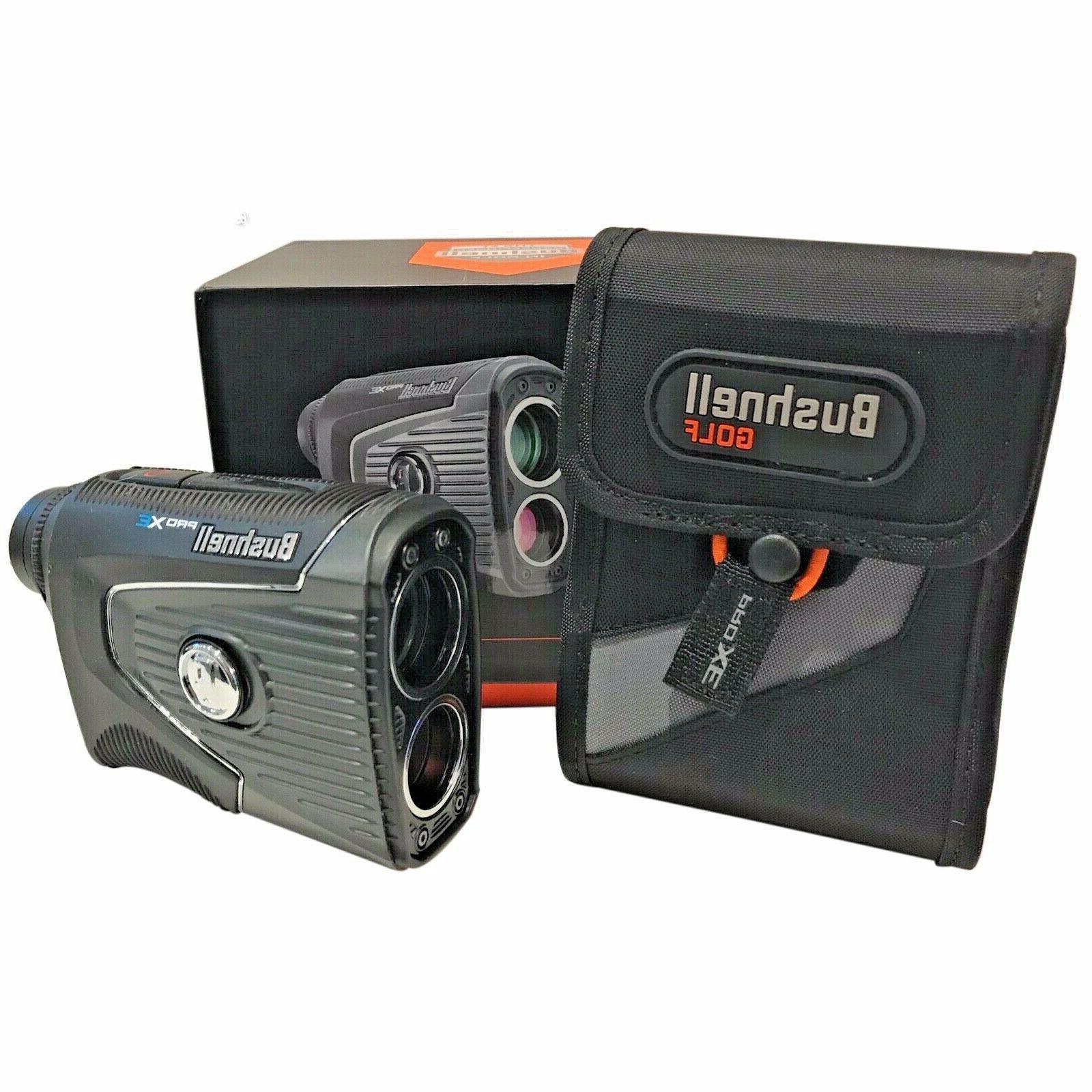 201950 pro xe golf laser rangefinder new