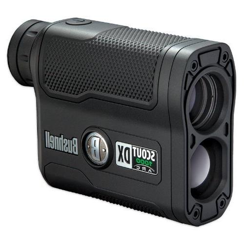 Bushnell Scout DX ARC with Binocular and