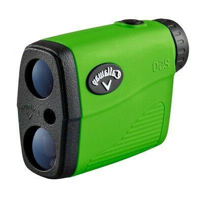 250 laser golf rangefinder