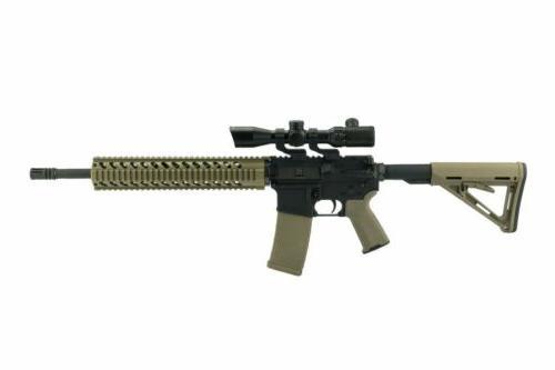 Monstrum Rifle Scope Rangefinder & Rings
