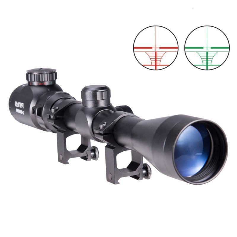 Pinty Rangefinder Mil-Dot Reticle Illuminated W/