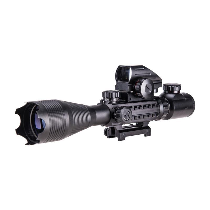Pinty 4-16x50 Rangefinder Rifle Holographic
