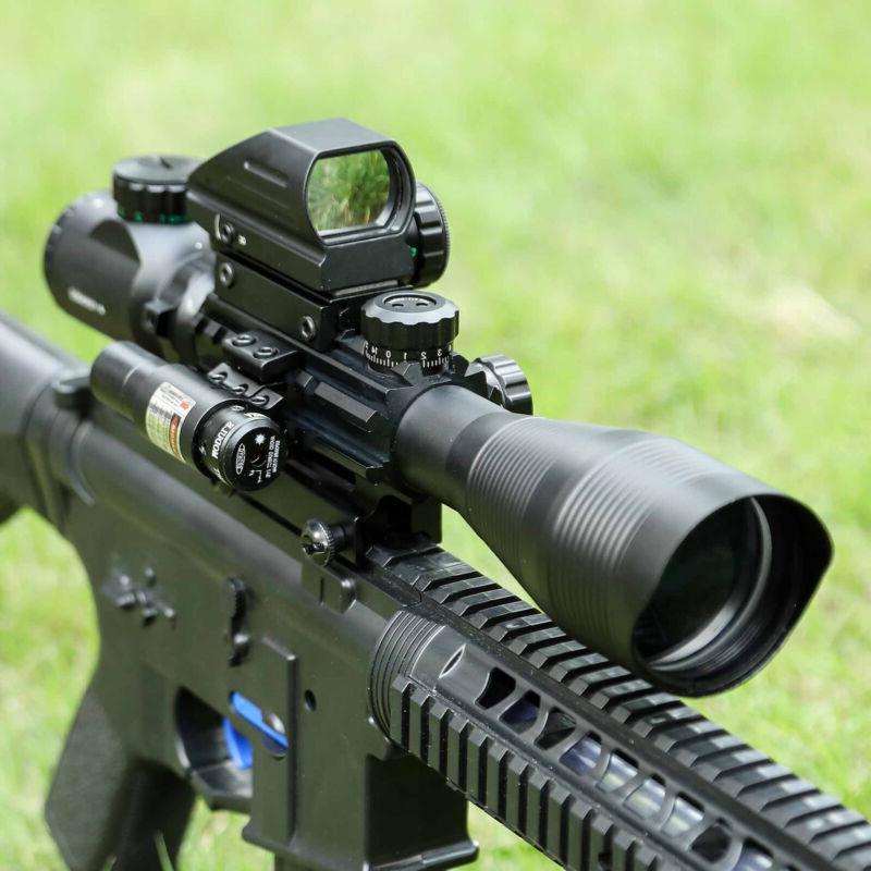 Pinty Reticle Laser Dot