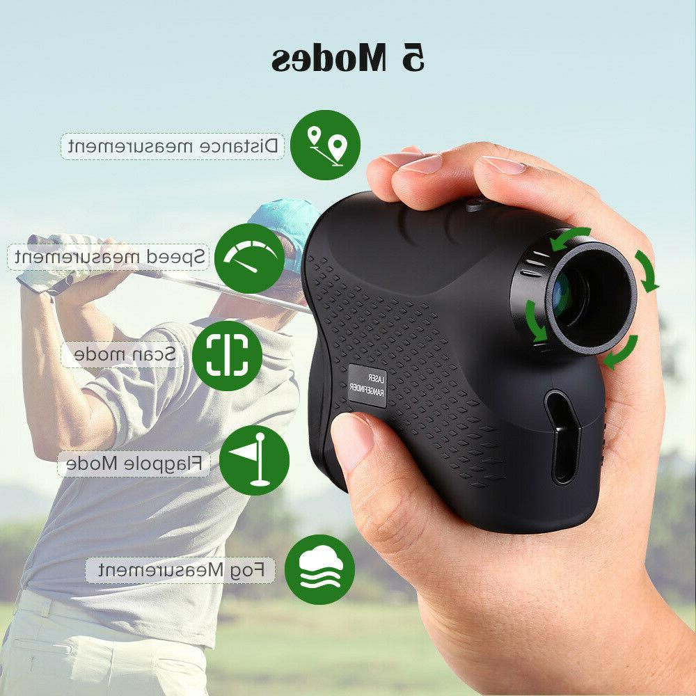 6X Magnification Finder 600M Flaglocking Rangefinder