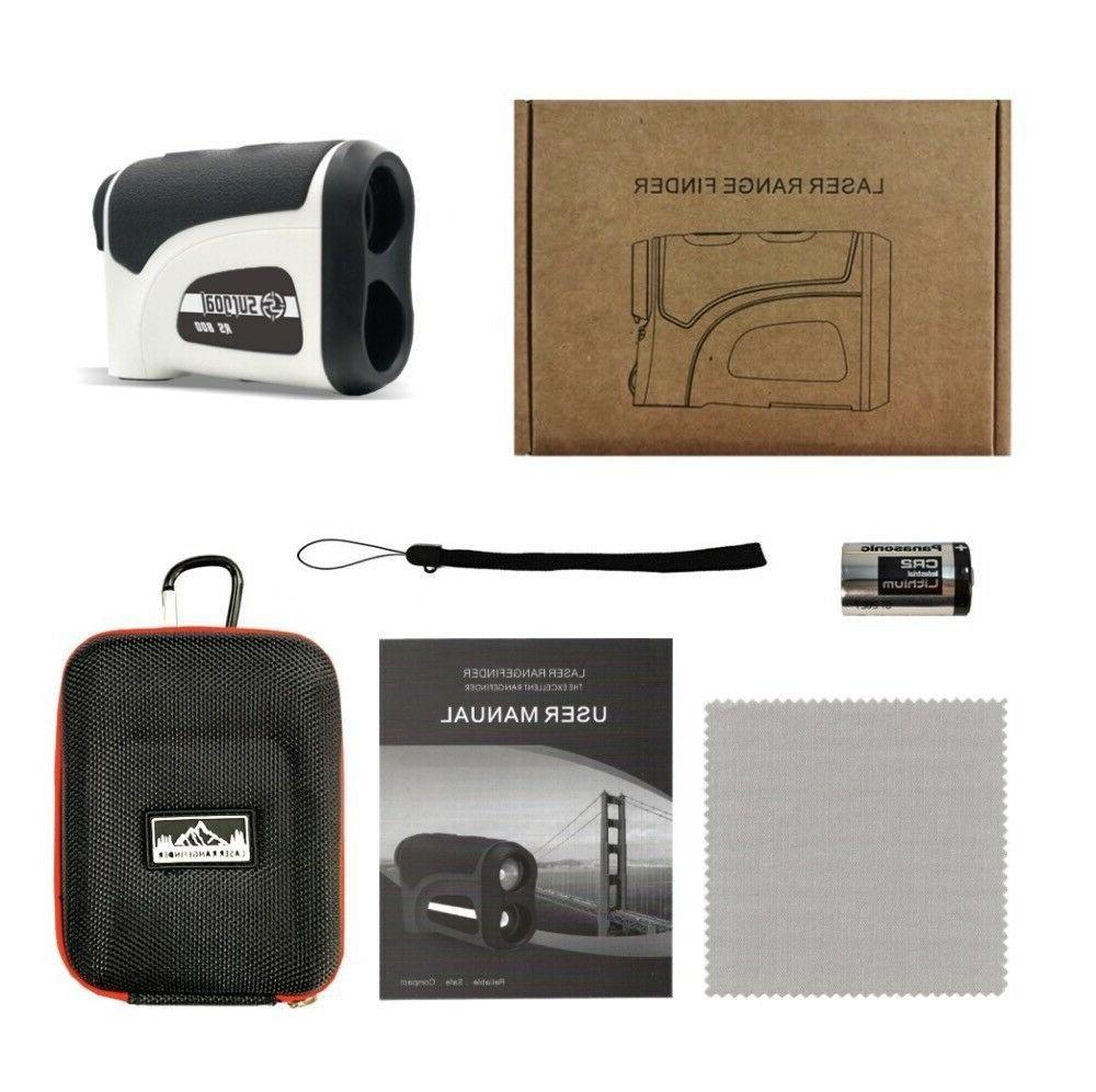 Surgoal HD Golf Laser Rangefinder Waterproof_All