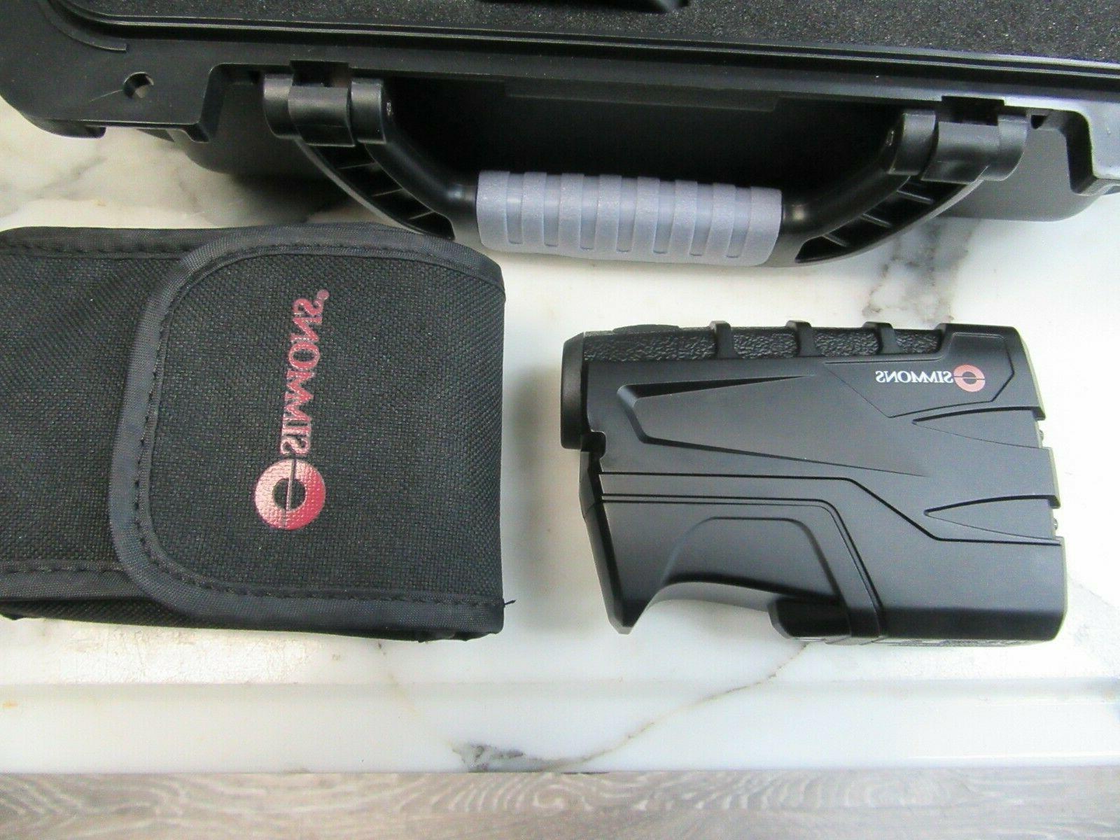 Simmons Laser Rangefinder Rangefinder