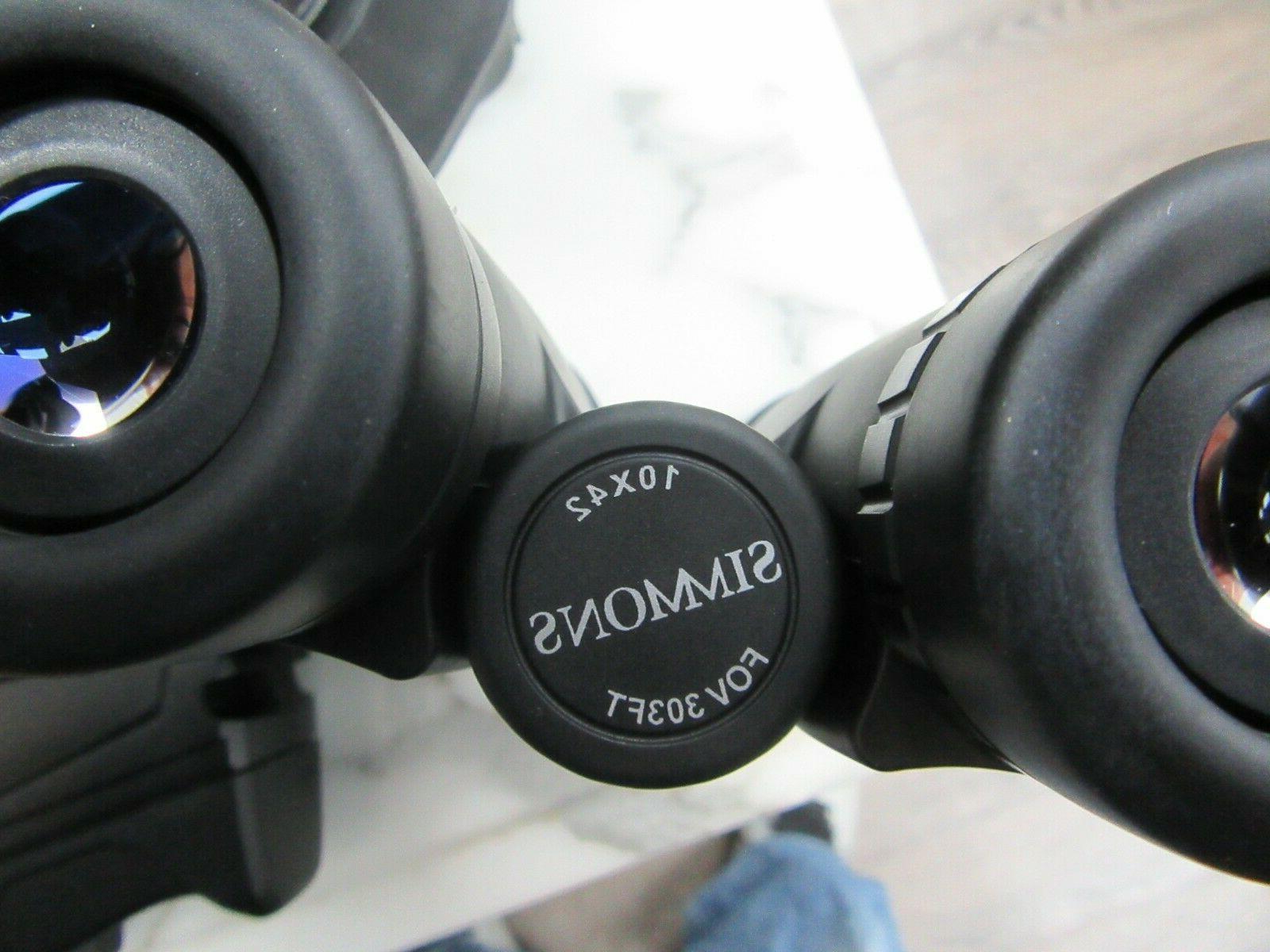 Laser W Binoculars W Case