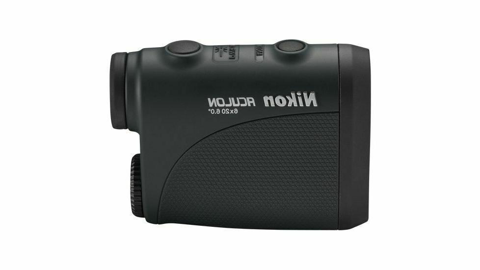 Nikon 8397 Laser Rangefinder 550 Yard Range 6x