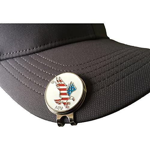 Luepold Golf GX-3i3 Rangefinder 1 Custom Ball Clip Set