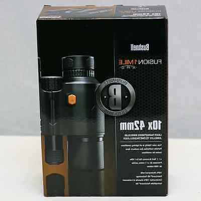 Bushnell Fusion 1-Mile 10x 42mm ARC Binocular Laser Rangefin